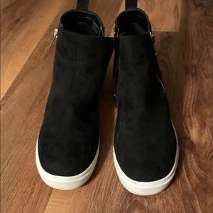 Madden wedge bootie/ sneaker